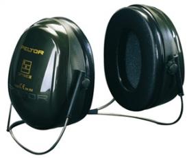 Peltor Optime II fültok, tarkópántos H520B (XH001650643)