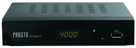 Prosto DVB-T/T2 vevő RT5400T2