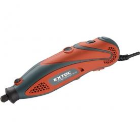 Extol Premium mini köszörű és fúrógép készlet, 130W (8892201)