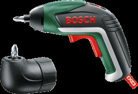 Bosch IXO V lítium-ion akkus csavarhúzó sarok adapterrel (06039A8021)