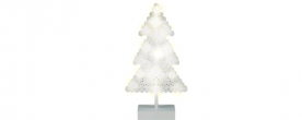 Home LED-es dekoráció, fenyőfa (KAD 19 PINE)