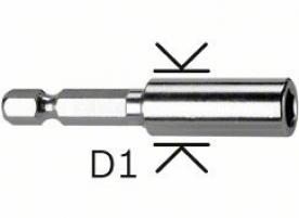 Bosch mágneses univerzális tartó 57 mm (2607002584)