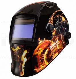 Iweld Fantom4 automata hegesztő fejpajzs (tűz-motor)