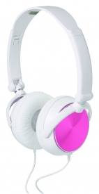 SAL sztereó fejhallgató, pink (HPH 5/P)