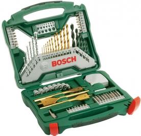 Bosch X-Line 70 részes tartozékszett