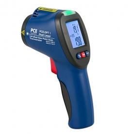 PCE-DPT 1 hőmérséklet mérő harmatpont mérési funkcióval