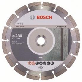 Bosch Standard for concrete gyémánt darabolótárcsa Beton, 230-22,23, 10 db (2608603243)