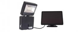 GAO LED reflektor napelemes, mozgásérzékelővel 6923H