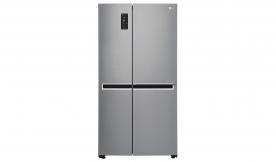 LG Side-by-side kombinált fagyasztós hűtőszekrény (GSB760PZXZ)