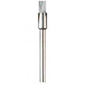 Dremel szénacél kefe 3,2 mm (443) (26150443JA)