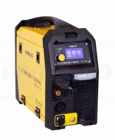 Iweld Pocketmig 205 LT Digital fogyóelektródás, védőgázas ívhegesztő inverter
