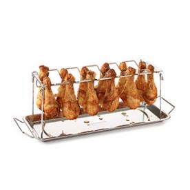 Barbecook csirkeszárny tartó rács