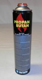 Oxyturbo PropanButan gázpalack 330gr
