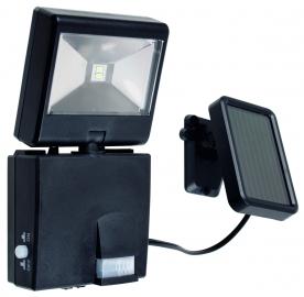 GAO LED reflektor napelemes, mozgásérzékelővel 6916H