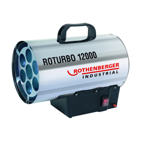 Rothenberger Industrial Roturbo 12000 hőlégbefúvó