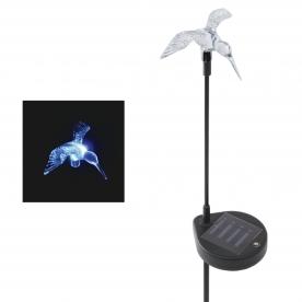 Home napelemes kerti dekoráció, kolibri (MX 616K)