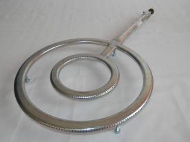 PB gázégő kétkörös, egy gázcsappal (13687)