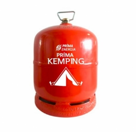 Príma Kemping palack - gáztöltet