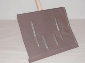 Hólapát fém 40 cm, nyéllel (10069)