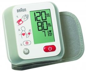 Braun csuklós vérnyomásmérő BBP 2000CEME