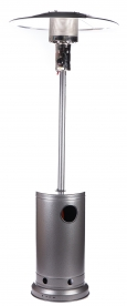GP/PH01-SC teraszfűtő hőgomba, hőkandeláber antracit