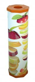 Perforált frissentartó fólia vastag Rollbox 600 lap gyümölcs szelet mintás