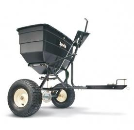 WOLF-Garten vontatható univerzális szórókocsi 79 kg fűnyíró traktorhoz (196-036-000)