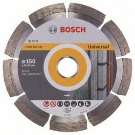 Bosch Standard for Universal gyémánt darabolótárcsa, 150-22,23 (2608602193)