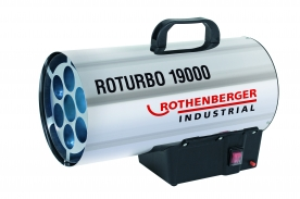 Rothenberger Industrial Roturbo 19000 hőlégbefúvó
