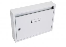 G21 postaláda 320x240x60 mm, fehér