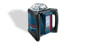 Bosch GLR 500 H forgólézer állvánnyal (06159940EE)