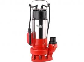 Extol szennyvíz búvár szivattyú, úszókapcsolóval, 750W, (8895001)