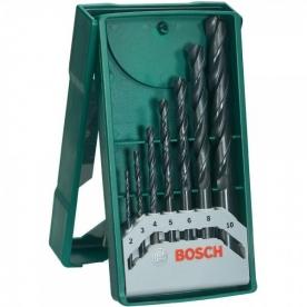 Bosch Mini X-Line 7 részes fúrószárkészlet fémhez (2607019673)