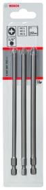 Bosch 3 részes bitkészlet Extra kemény (2607001762)