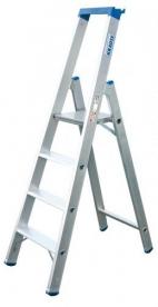 Krause Stabilo lépcsőfokos állólétra 4 fokos  (124517)
