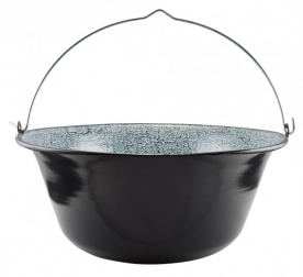 Zománcozott gulyás bogrács 10 L (71008)