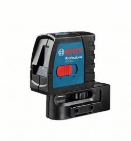 Bosch GLL 2-15 keresztvonalas lézer állvánnyal (06159940DW)