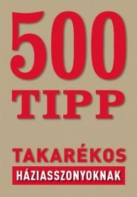 500 tipp takarékos háziasszonyoknak