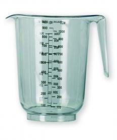 Mércés műanyagkancsó 1,5 l