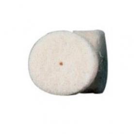 Dremel polírkorong 13 mm (6 db) (414) (2615041432)