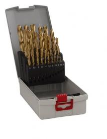 Bosch HSS-Tin fémfúró készlet 25 részes Pro Boxban (2608587019)