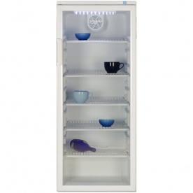Beko üvegajtós hűtőszekrény (WSA-24000)