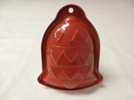 Kerámia bevonatos harang sütőforma (10372)