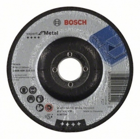 Bosch Expert for Metal nagyolótárcsa hajlított, A 30 T BF, 125 mm (2608600223)