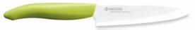 Kyocera szeletelő kerámia kés zöld 13 cm (FK-130WH-GR)