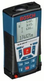 Bosch GLM 250 VF lézeres távolságmérő (0 601 072 100)