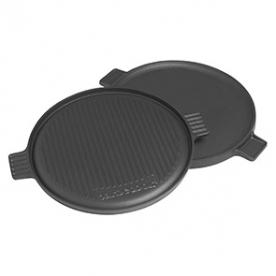 Barbecook forgaható grill lap, kör alakú 35 cm