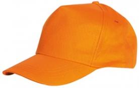 Baseball sapka, narancs (GAN57164)