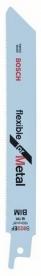 Bosch szablyafűrészlap fémhez S 922 EF, Flexible for Metal 5 db (2608656015)