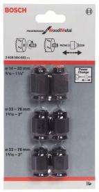 Bosch 6 részes átmeneti adapterkészlet (2608584682)